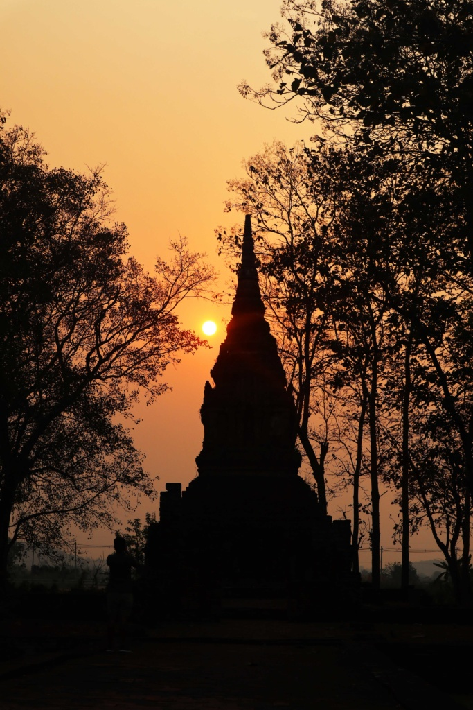 Temple in Chiang Rai