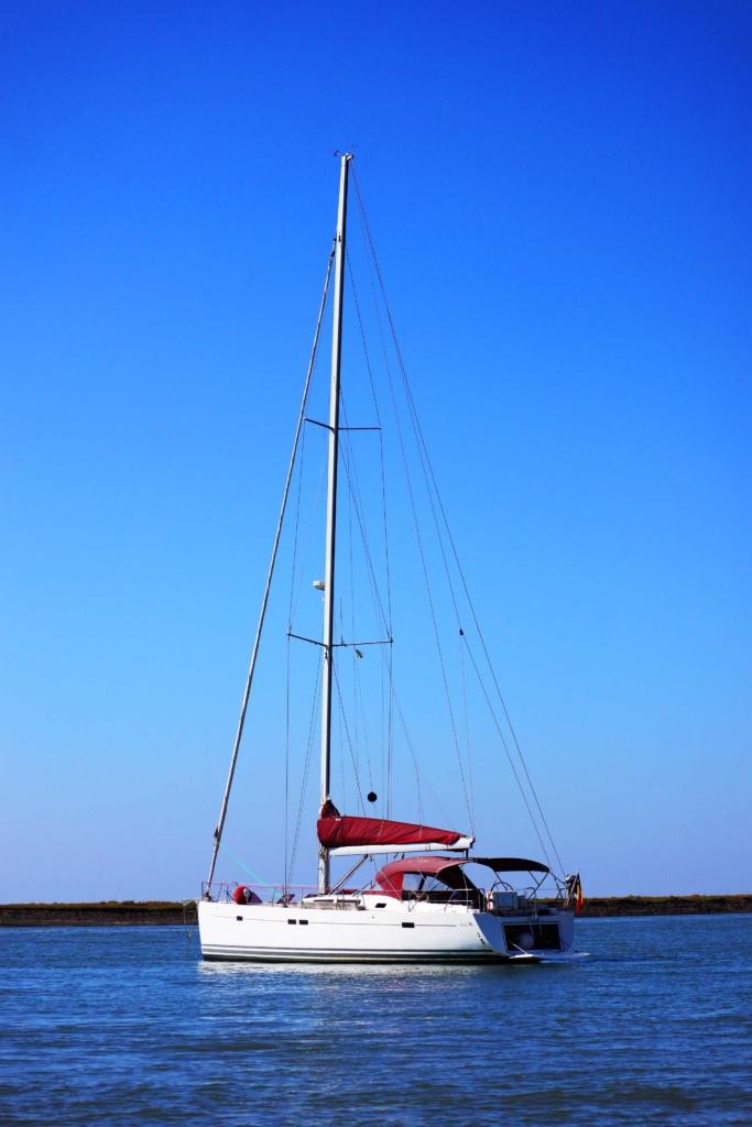 Boat in Ria Formosa