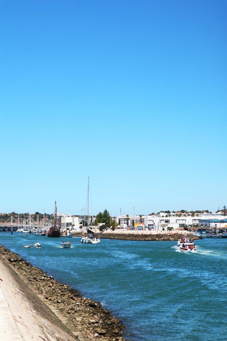 Lagos Harbor